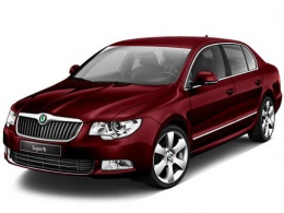 Чехлы Skoda Superb II