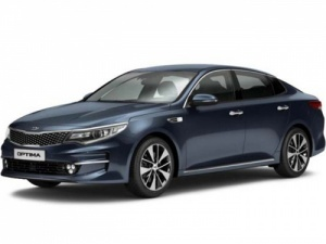 Чехлы на Kia Optima IV