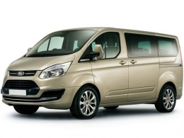 Чехлы Ford Tourneo Custom