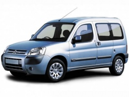 Чехлы Citroen Berlingo